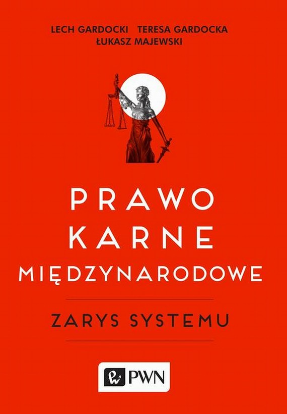 okładka Prawo karne międzynarodoweebook | epub, mobi | Lech Gardocki, Łukasz  Majewski, Teresa  Gardocka