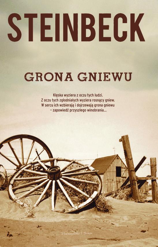 okładka Grona gniewuebook | epub, mobi | John Steinbeck