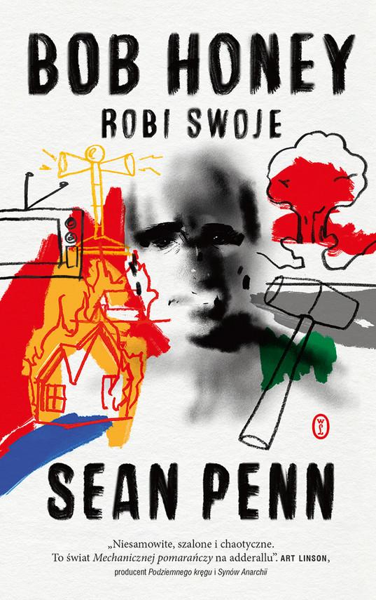 okładka Bob Honey robi swojeebook   epub, mobi   Sean Penn