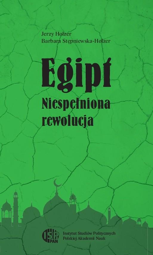 okładka Egipt, Ebook | Barbara  Stępniewska-Holzer, Jerzy  Holzer