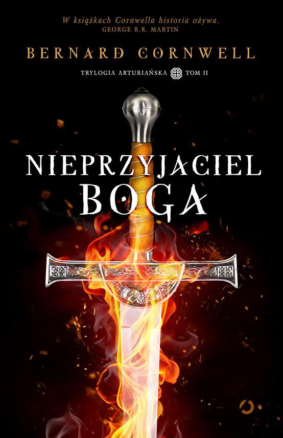 okładka Nieprzyjaciel Bogaebook | epub, mobi | Bernard Cornwell