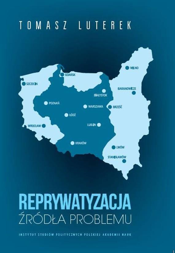 okładka Reprywatyzacjaebook | pdf | Tomasz Luterek