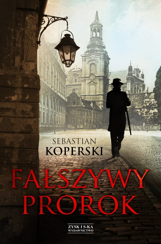 okładka Fałszywy prorok, Ebook | Sebastian Koperski