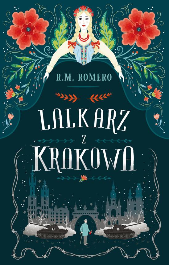 okładka Lalkarz z Krakowaebook   epub, mobi   R. M. Romero