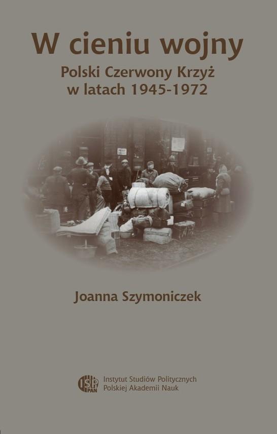 okładka W cieniu wojnyebook   pdf   Joanna  Szymoniczek