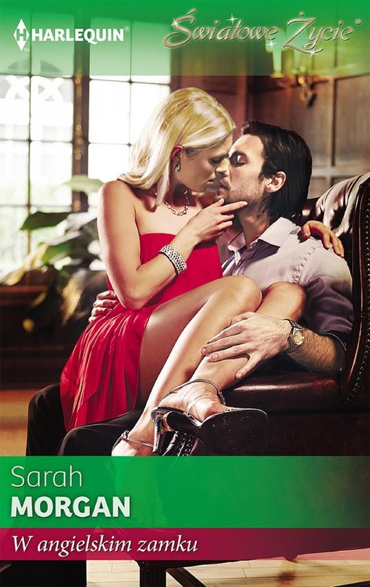 okładka W angielskim zamku, Ebook   Sarah Morgan