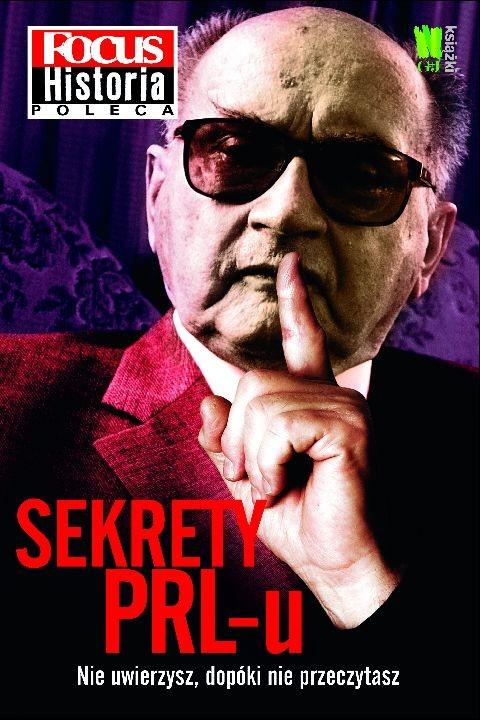okładka SekretyPRL-u, Ebook | autor zbiorowy