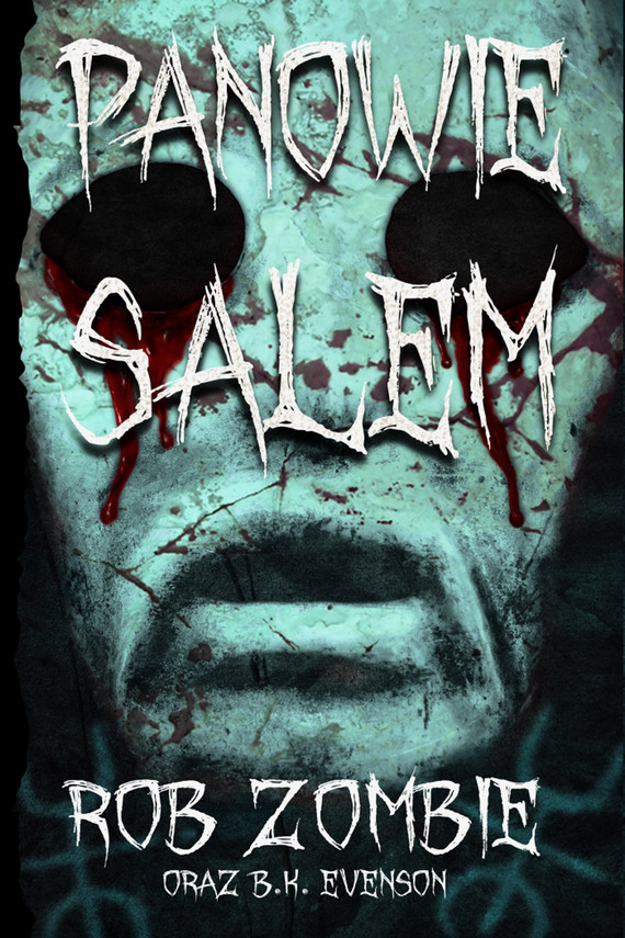 okładka Panowie Salemebook | epub, mobi | Rob Zombie