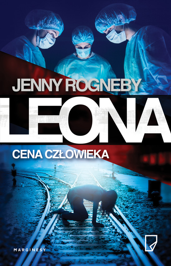 okładka Leona 3ebook | epub, mobi | Jenny Rogneby
