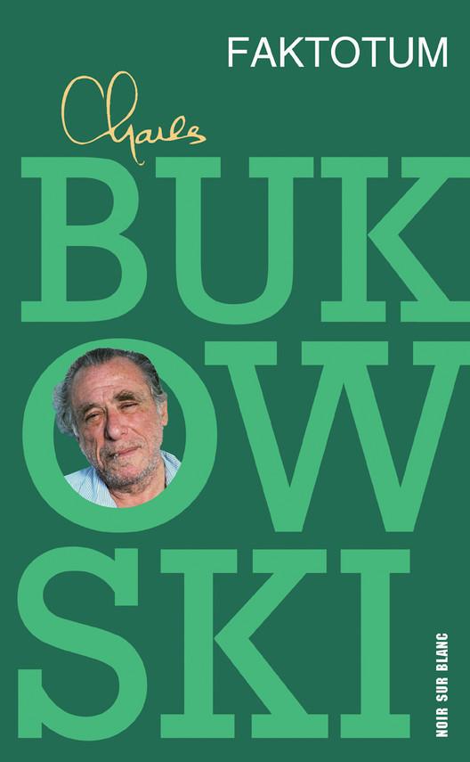 okładka Faktotumebook | epub, mobi | Charles Bukowski