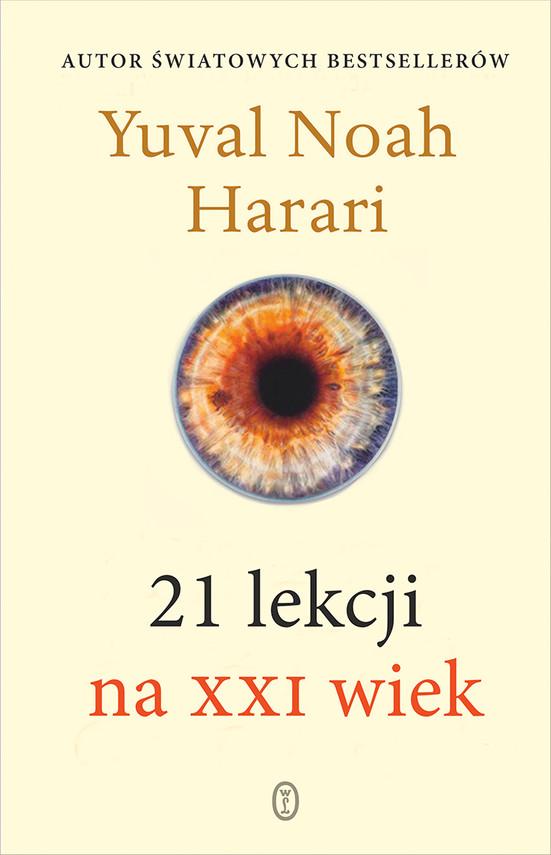 okładka 21 lekcji na XXI wiek, Ebook | Yuval Noah Harari