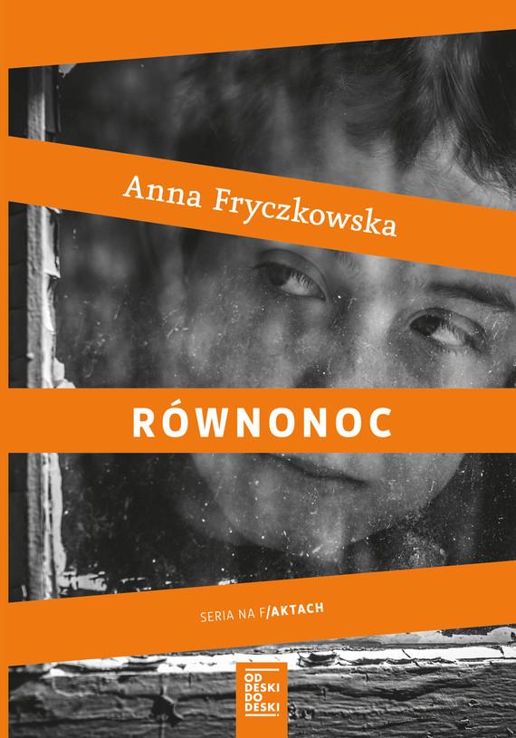 okładka Równonoc, Ebook | Anna Fryczkowska