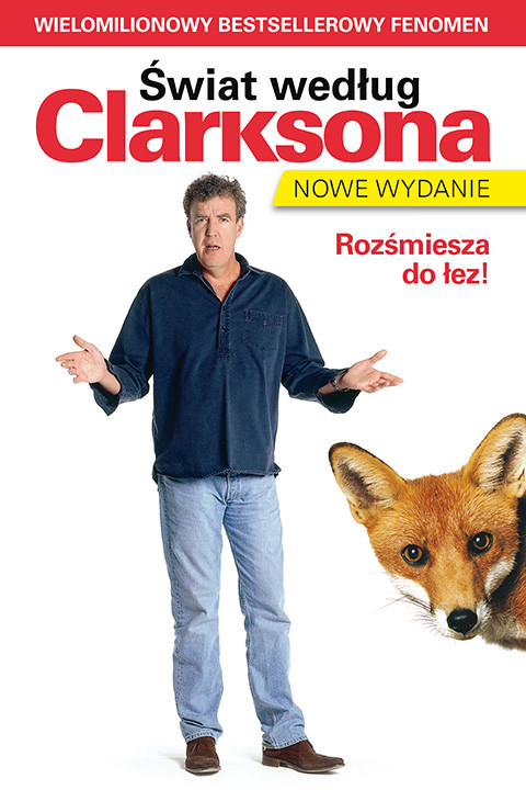 okładka Świat według Clarksona 1 (nowe wydanie)ebook   epub, mobi   Jeremy Clarkson