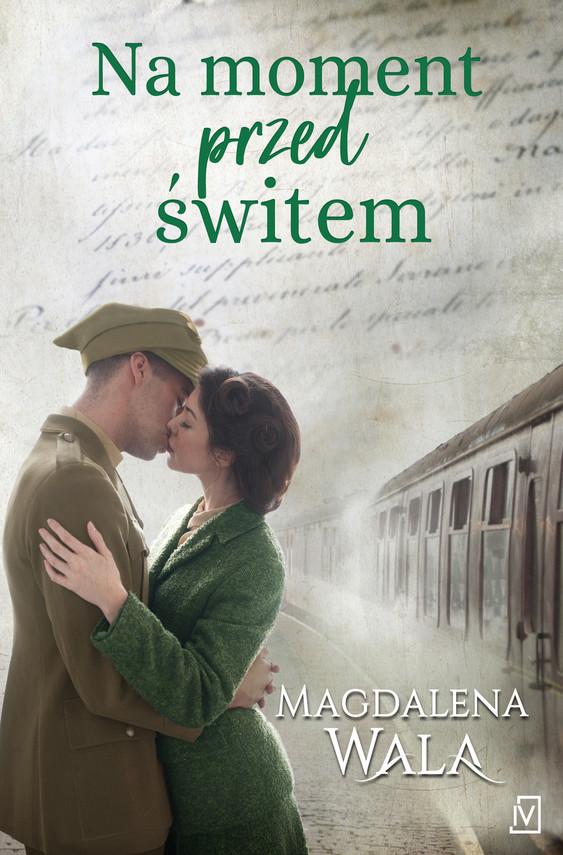 okładka Na moment przed świtemebook | epub, mobi | Magdalena Wala