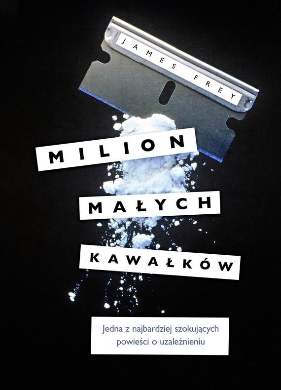 okładka Milion małych kawałkówebook | epub, mobi | Frey James