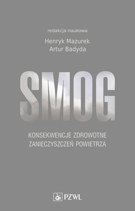 okładka Smog, Ebook   Henryk  Mazurek