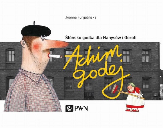 okładka Achim Godejebook   epub, mobi   Joanna  Furgalińska