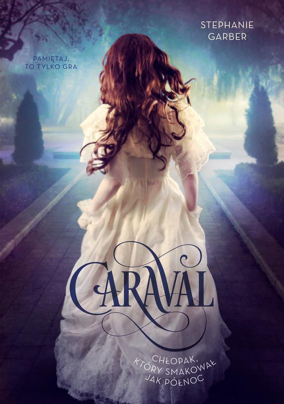okładka Caravalebook | epub, mobi | Stephanie Garber