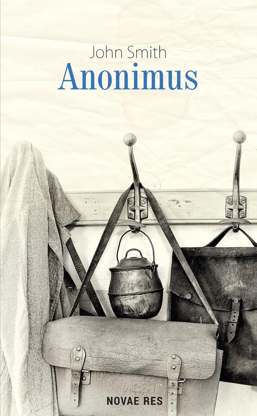 okładka Anonimusebook | epub, mobi | John  Smith