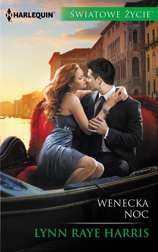 okładka Wenecka noc, Ebook | Lynn Raye  Harris