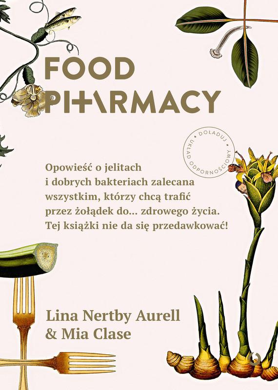 okładka Food Pharmacy, Ebook | Lina Nertby Aurell, Mia Clase