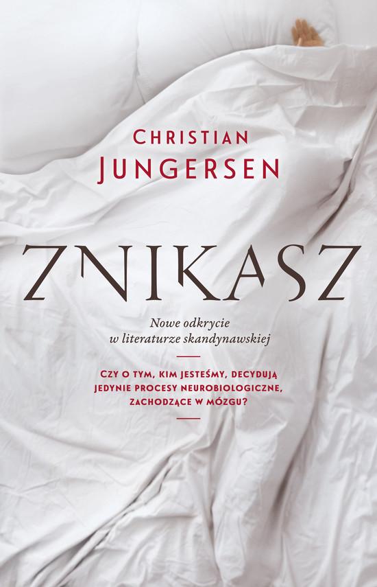 okładka Znikaszebook | epub, mobi | Christian Jungersen