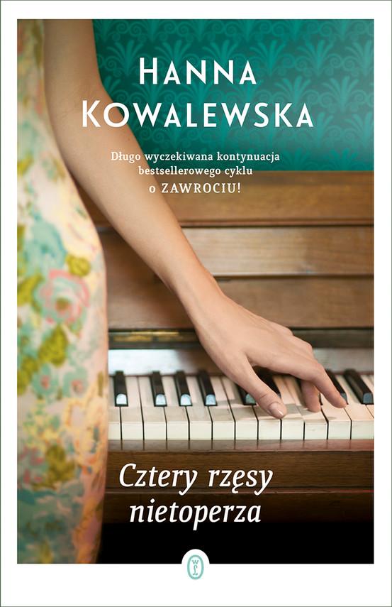 okładka Cztery rzęsy nietoperzaebook | epub, mobi | Hanna Kowalewska