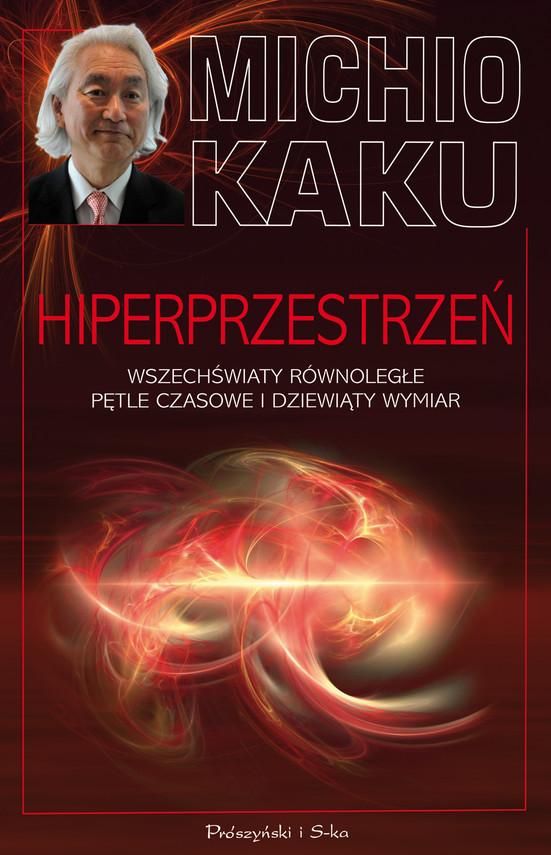 okładka Hiperprzestrzeń, Ebook | Michio Kaku