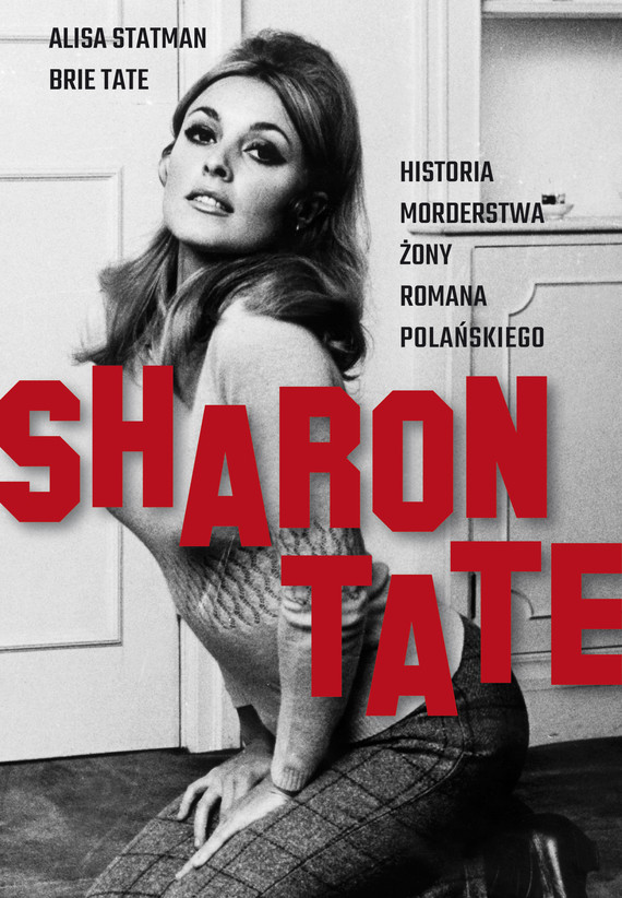 okładka Sharon Tate, Ebook | Alisa Statman, Brie Tate