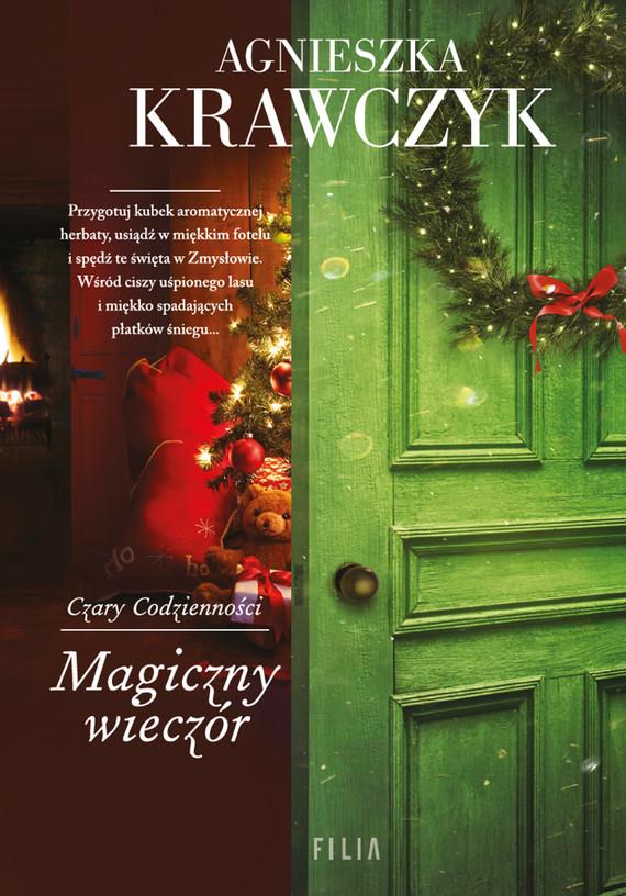 okładka Magiczny wieczór, Ebook   Agnieszka Krawczyk