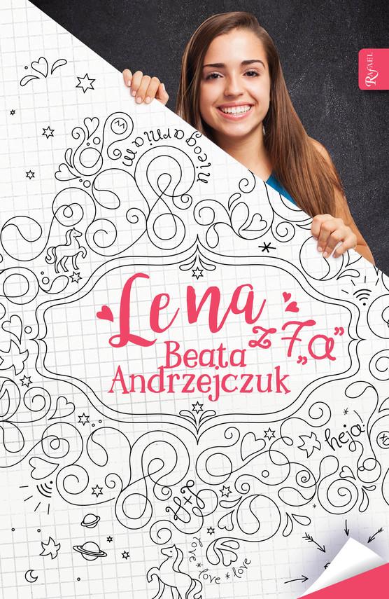 okładka Lena z 7A, Ebook | Beata Andrzejczuk