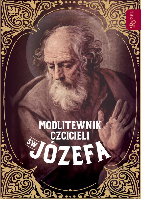 okładka Modlitewnik czcicieli św. Józefa, Ebook | Bożena Maria Hanusiak