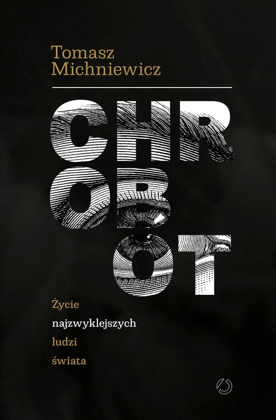 okładka Chrobot, Ebook | Tomek Michniewicz