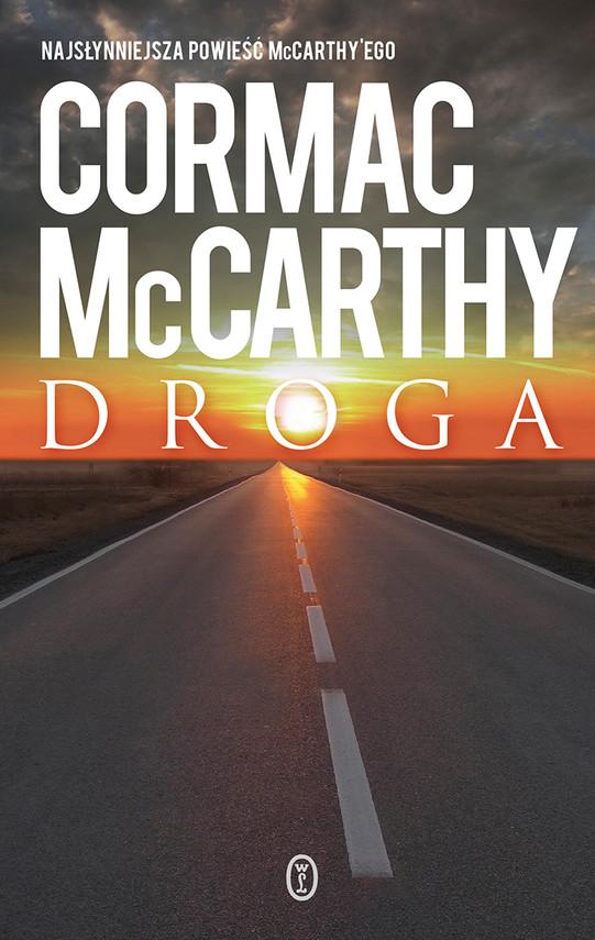okładka Drogaebook | epub, mobi | Cormac McCarthy