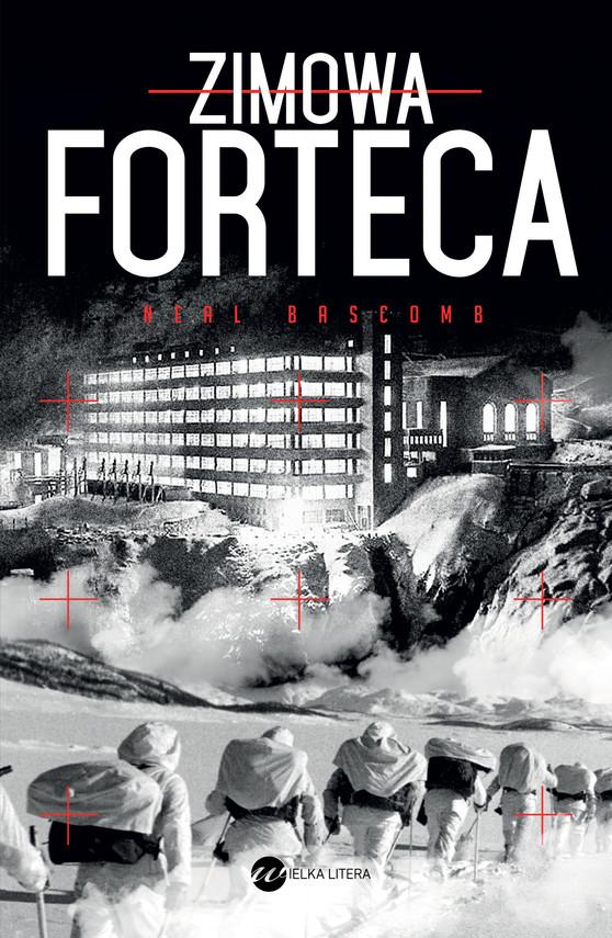 okładka Zimowa forteca, Ebook | Neal Bascomb