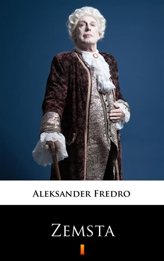 okładka Zemstaebook | epub, mobi | Aleksander Fredro
