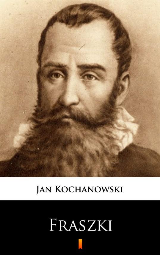 okładka Fraszkiebook   epub, mobi   Jan Kochanowski