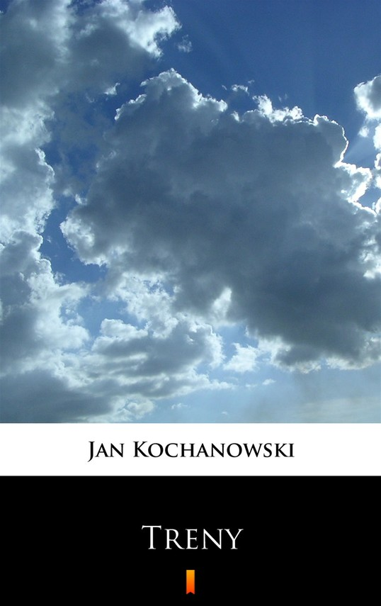 okładka Treny, Ebook   Jan Kochanowski