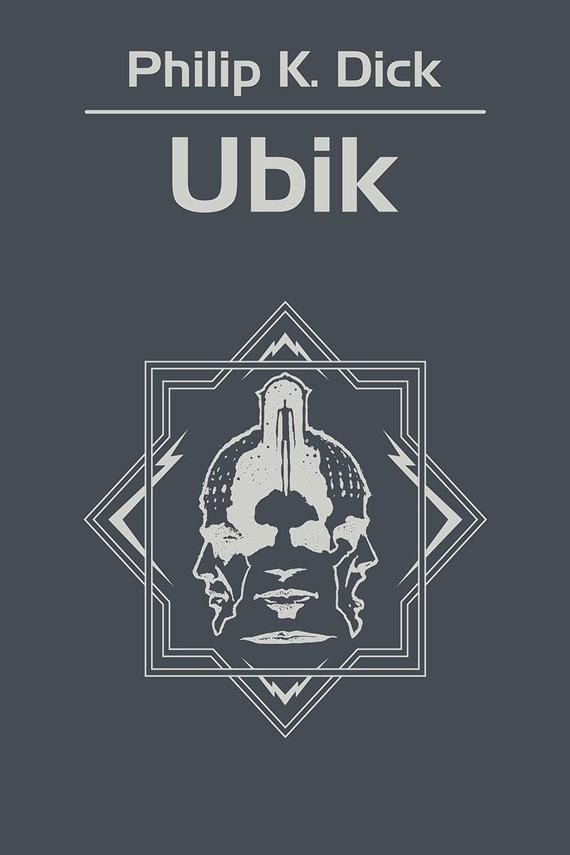 okładka Ubikebook | epub, mobi | Philip K. Dick