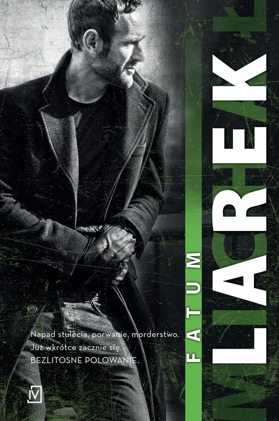 okładka Dekada. Tom 3. Fatum, Ebook | Michał  Larek
