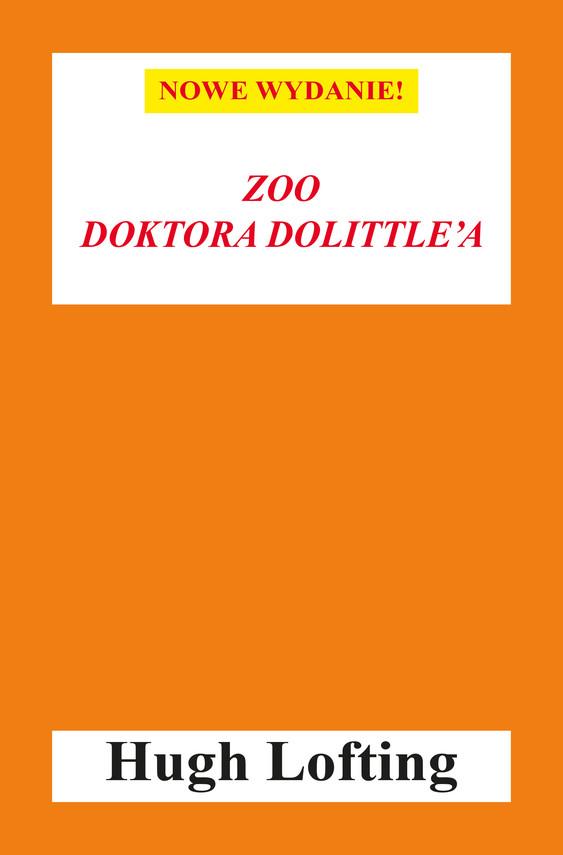okładka Zoo doktora Dolittle'a, Ebook | Hugh Lofting