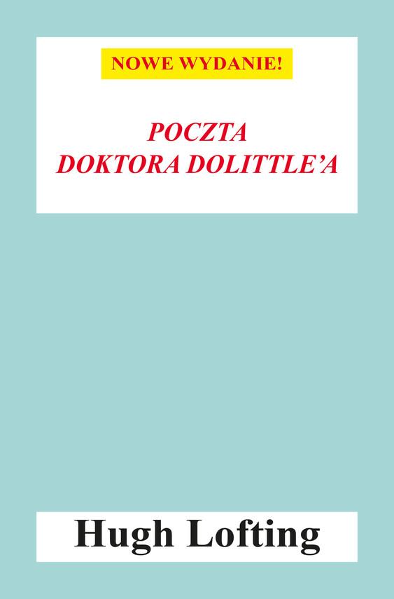 okładka Poczta Doktora Dolittle'a, Ebook | Hugh Lofting