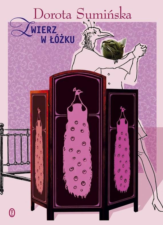 okładka Zwierz w łóżkuebook | epub, mobi | Dorota Sumińska