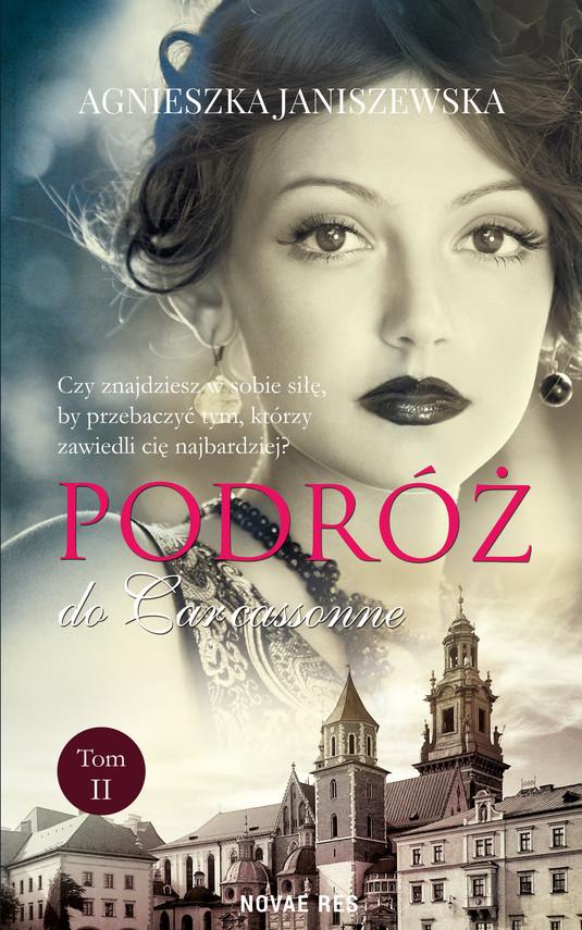 okładka Podróż do Carcassonne Tom IIebook | epub, mobi | Agnieszka  Janiszewska