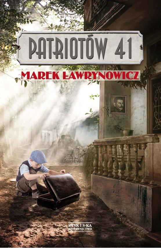 okładka Patriotów 41ebook | epub, mobi | Marek Ławrynowicz