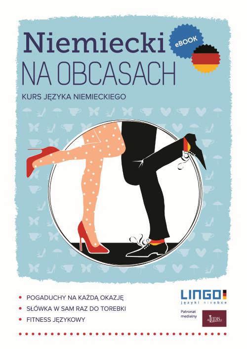 okładka Niemiecki na obcasach. Ebook, Ebook | Ewa Karolczak