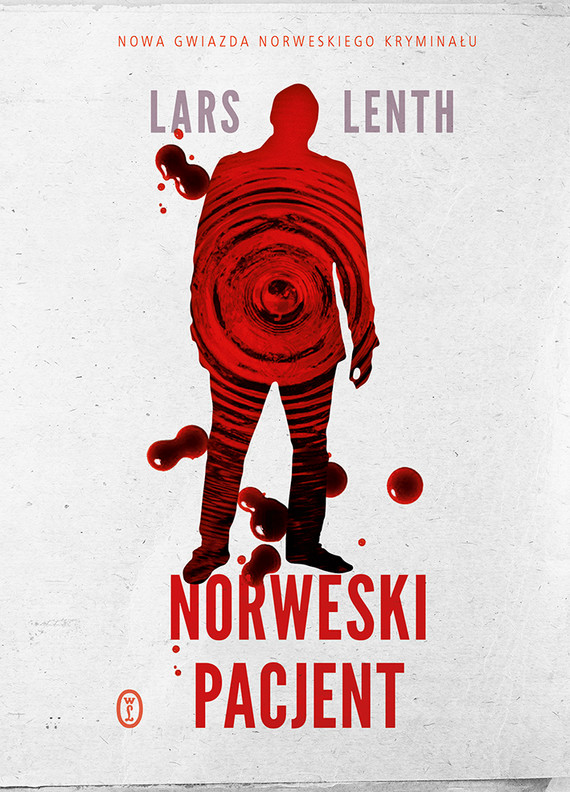 okładka Norweski pacjent, Ebook | Lars Lenth