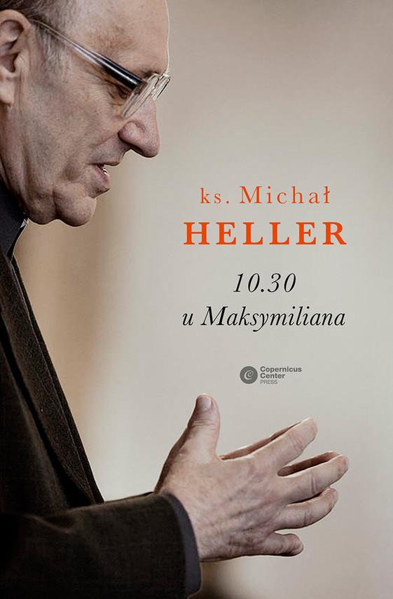 okładka 10.30 u Maksymiliana, Ebook | Michał Heller