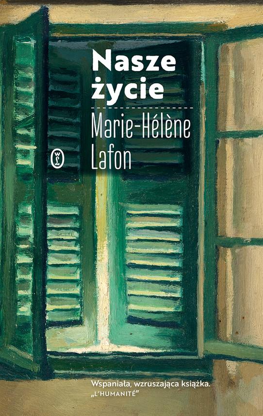 okładka Nasze życieebook | epub, mobi | Marie-Hélène Lafon