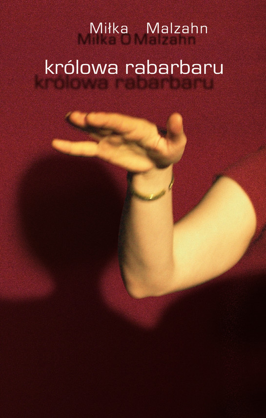 okładka Królowa rabarbaruebook | epub, mobi | Miłka Malzahn